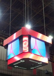 reklama LED