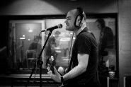 nagranie w studio muzycznym wiedźmina