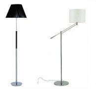 Lampy podłogowe i stołowa z kolekcji Toro